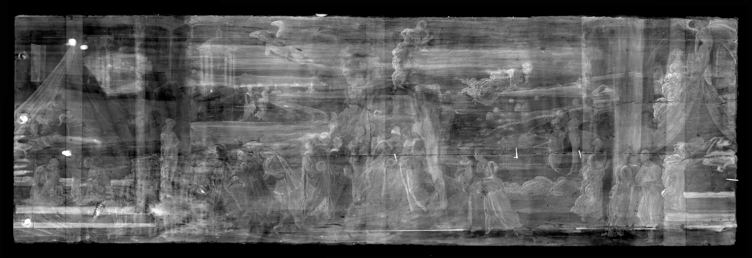 Full X-Ray of Cupid and Psyche