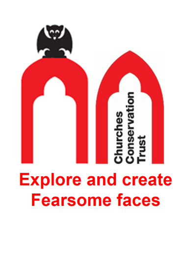 Explore and create fearsome faces