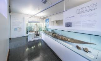 photograph of the Polar Museum