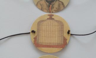 A selection of Victorian thaumatropes