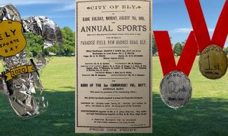 Sports Day with Ely Museum