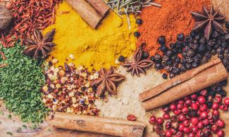 Image: Marion Botella, spice selection