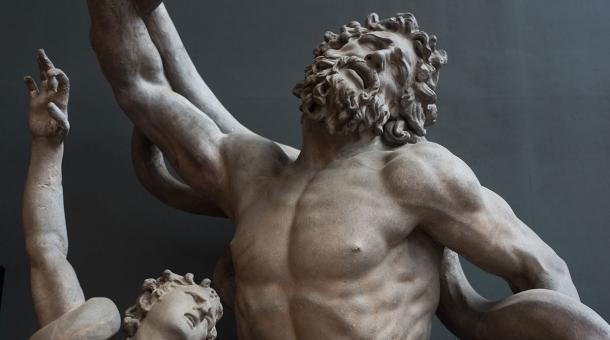 Cast of Laocoon and his Sons